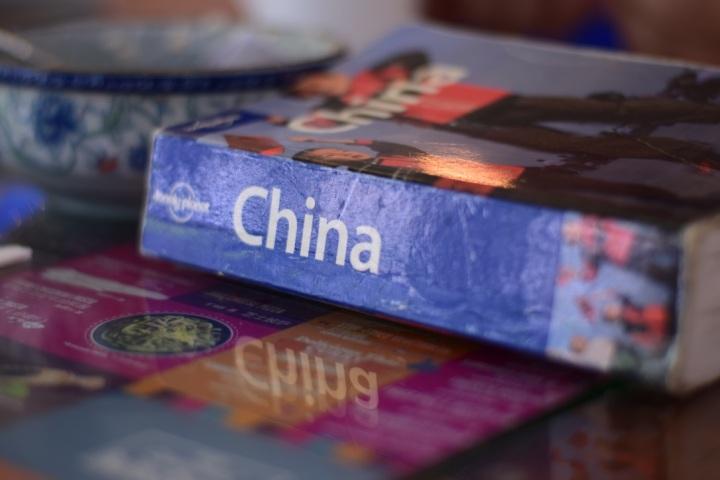 China bajo mimirada