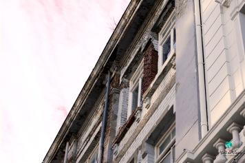 Segundos pisos de edificios historicos