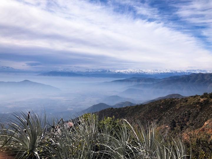 Trekking Altos deCantillana