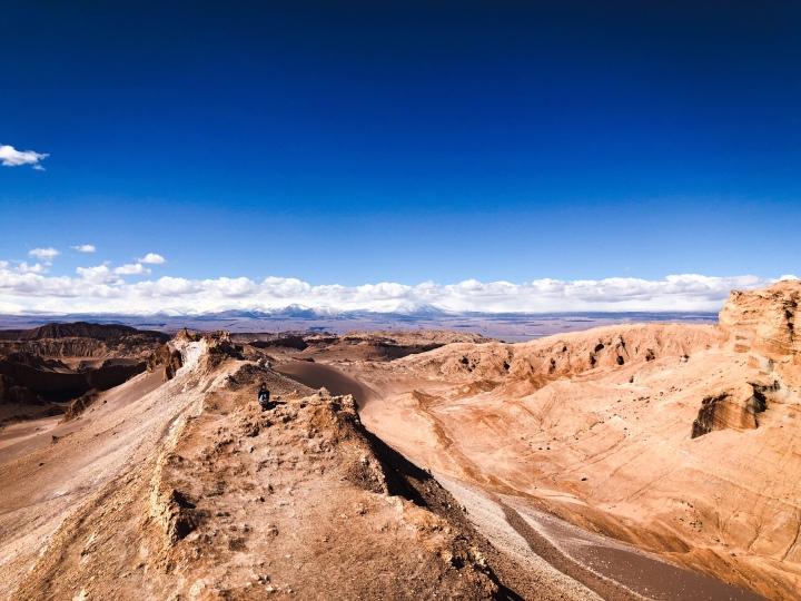 San Pedro de Atacama conlluvia