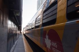 Estación de Trenes Montreal