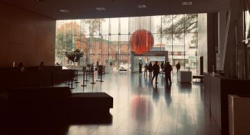 Museo Nacional de Bellas Artes de Quebec, edificio arte moderno